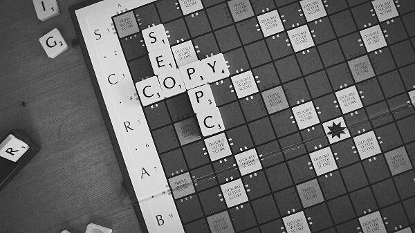 SEO Copy Grey