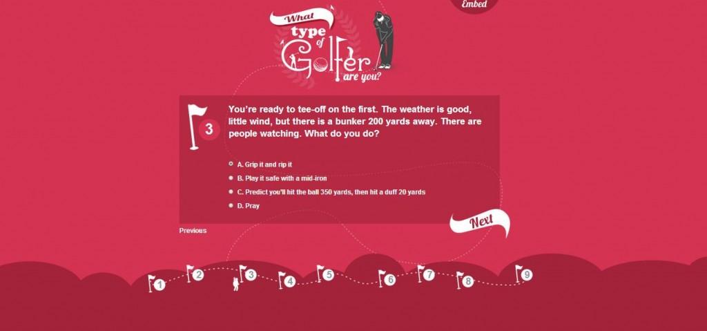 Golfplan question 3
