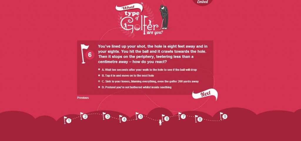 Golfplan question 6